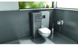 Habillage wedi I-Board pour bâti-support de wc